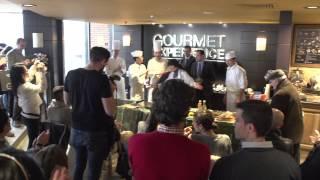 FIESTA DEL SAKE TOKYO-YA EN GOURMET EXPERIENCE CALLAO MADRID