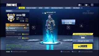 FORTNITE BATTLE ROYALE I AM ENCORE BUY A NEW SKIN !!!!