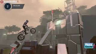 Trials Fusion Awesome Level Max Edition / Impossible Motor Bike Stunt Games / Gameplay Video #4