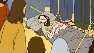 Curación de un paralítico (Mc 2, 1-12)
