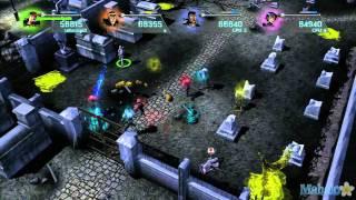 Ghostbusters Sanctum of Slime - Level 10 - Gates of the Dead - Part 2