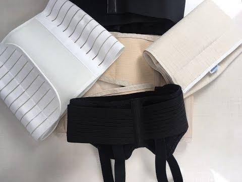 Как правильно носить бандаж после операции на брюшной полости