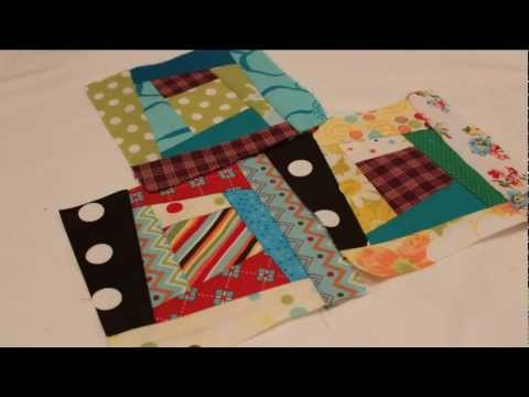 Paper Pieced Quilt Block Basics - Whitney Sews