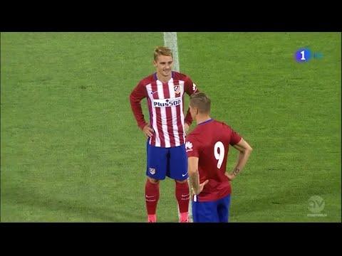 buy online 0a36c 022f1 Antoine Griezmann vs Real Sociedad Away (08/08/2015) By CROSE