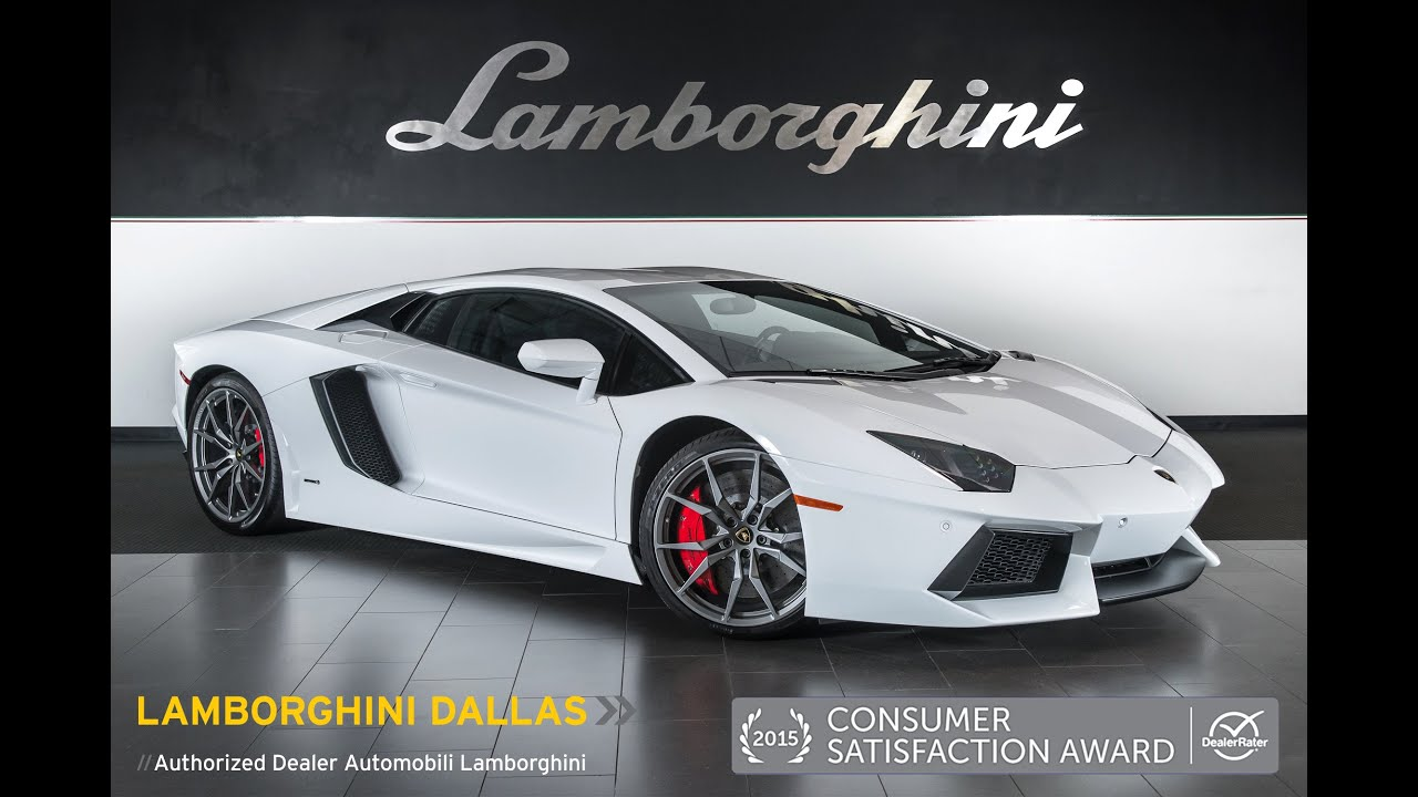 2015 Lamborghini Aventador LP 700-4 Bianco Isis FLA03151