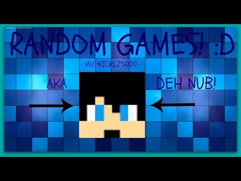 Random Realm Mini-Games w/ Nick