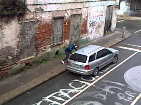Otro robo en Ciudad Vieja