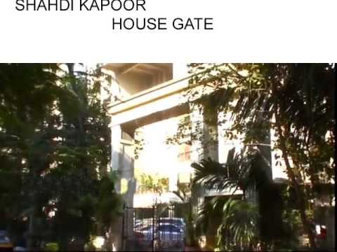 Image Of Shahid Kapoor House