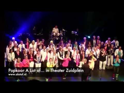 Popkoor A Lot of... uit Cromstrijen - Theater Zuidplein Rotterdam