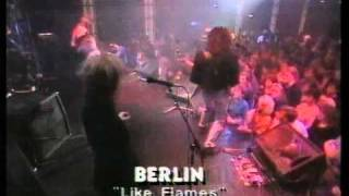 Berlin - Like Flames 1987
