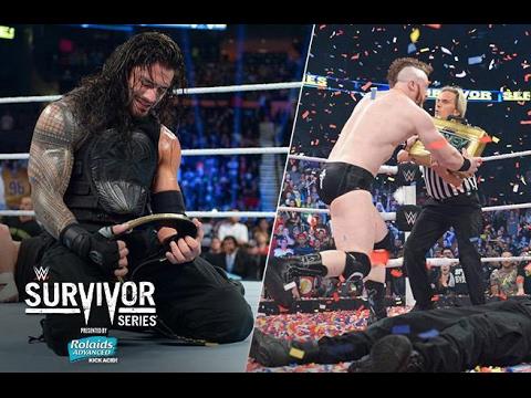 WWE Survivor Series 2015 - Highlights HD