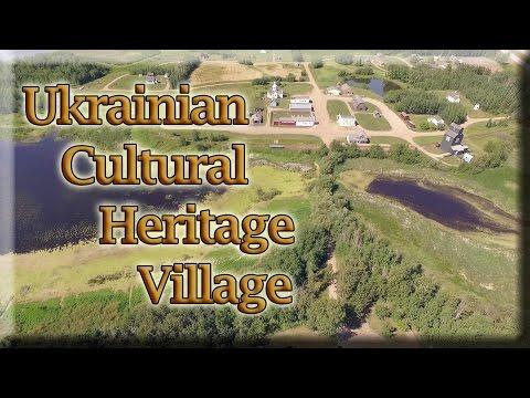 Ukrainian Cultural Heritage Village - Phantom 3 Pro