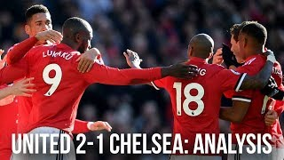 Manchester United 2-1 Chelsea: Analysis   Mourinho Delighted With Comeback