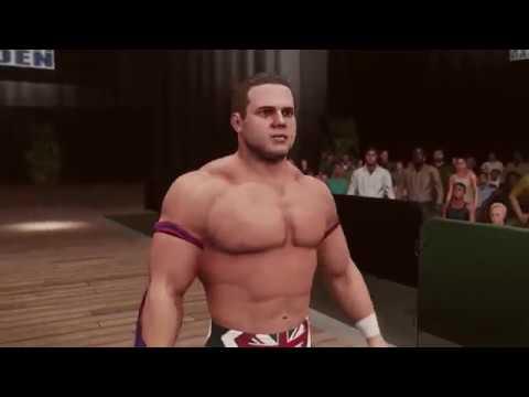 Boston Garden Massacre (WWE 2K18 show)