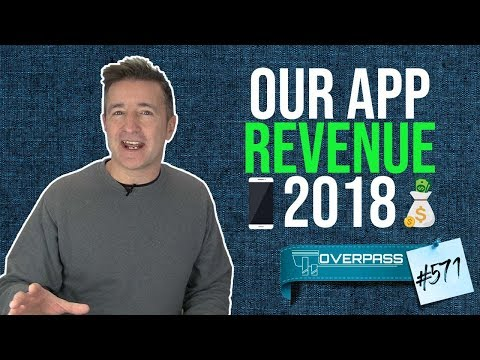 📱 Our App Revenue 2018