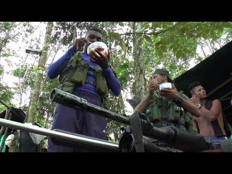 Colombia FARC rebels speak of hopes for 2017