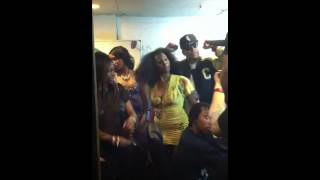 Urban1on1.com Behind The Scene (L.E.P & French Montana) #3