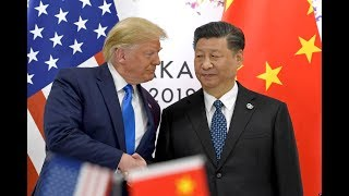 VOA连线(张蓉湘):贸易战与香港局势下的美中紧张关系