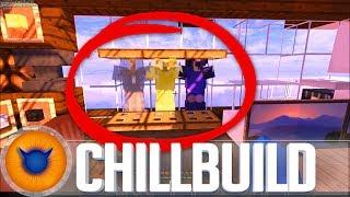 #ChillBuild Minecraft Closet detail in bachelor beach building | ☿