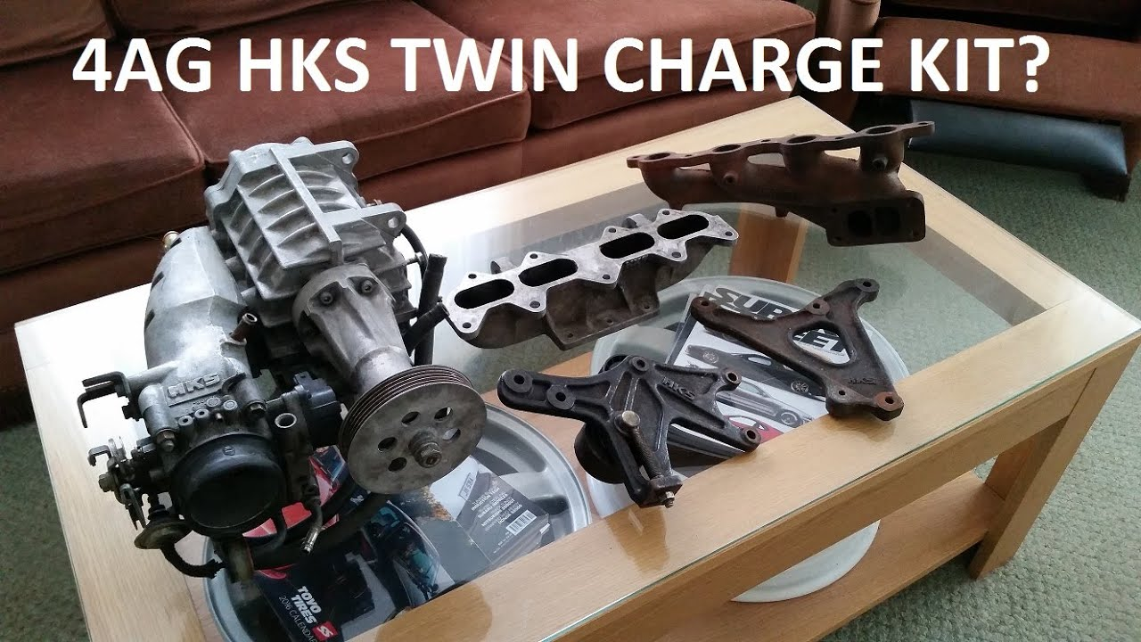 Staytuned Vlog 4ag Hks Twin Charge Kit Itb Dro