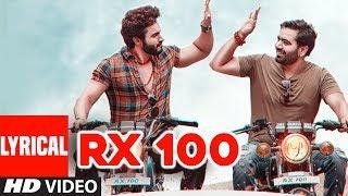 Rx 100 New Haryanvi Lyrical Video Raj Mawer, Kaka Feat. Vicky kajla, Harsh Gahlot, Akaisha