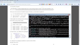 CRUD Operations with AngularJS + Sails.js Rest APIs