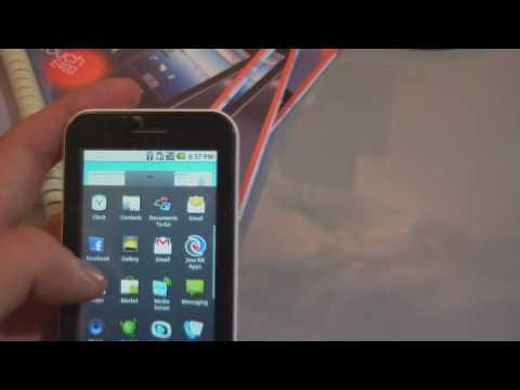 [Frandroid / MWC] Premier contact avec le Acer Betouch E400