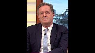 Piers Morgan and Rebekah Vardy in war of words as he brands Jamie Vardy 'smug'