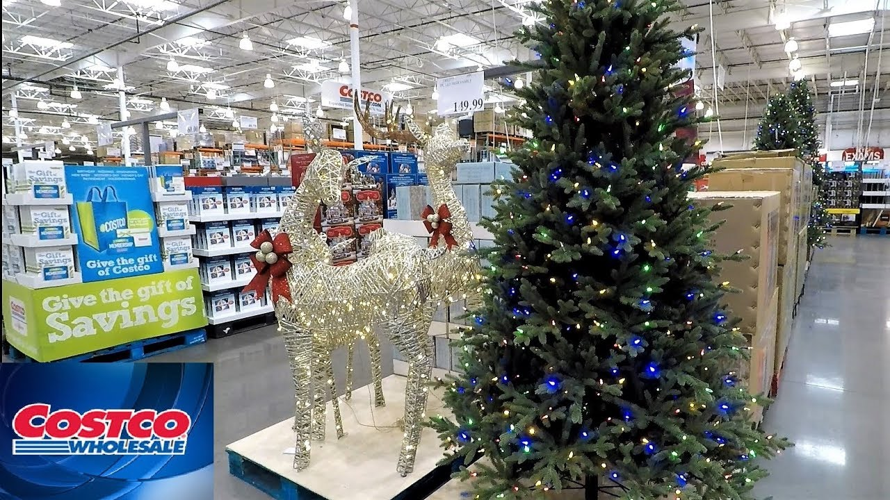 costco christmas 2018 so far christmas trees decorations ornaments home decor shopping - Costco Christmas Decorations 2017 Australia