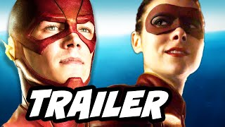 The Flash Season 2 Episode 16 Trailer - Trajectory Explained
