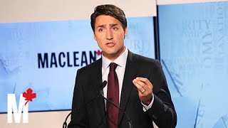 """Mulcair to Trudeau on secession: """"What"""