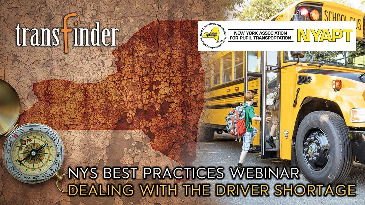 NYS Best Practices: Dealing with the Driver Shortage