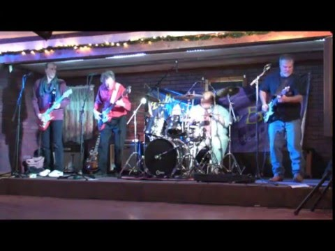 Delta Mike Shaw Band at The Mountain View Bar and Grill, Preble, NY 12-19-2015
