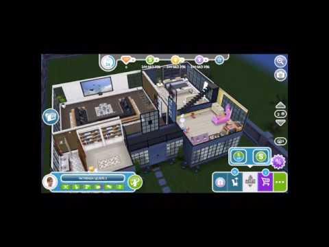 Как быстро повысить уровень в sims free play(взлом)