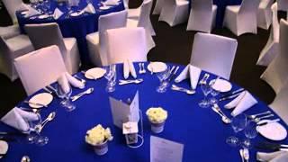 Great Royal blue wedding decorations ideas