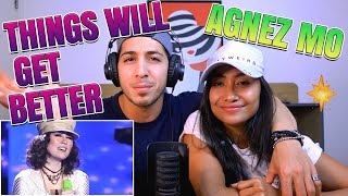 Agnez Mo - Things Will Get Better - REACTION