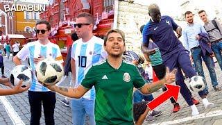 RUSAS CALIFICAN A JUGADORES MEXICANOS