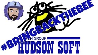 Konami - Bring Back Hudson Soft Games #BringBackTheBee | RGT 85