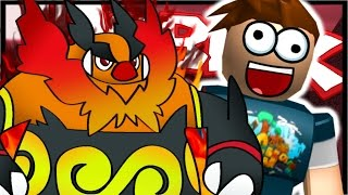 EMBOAR EVOLUTION!! | Roblox Pokemon Brick Bronze | Ep 10