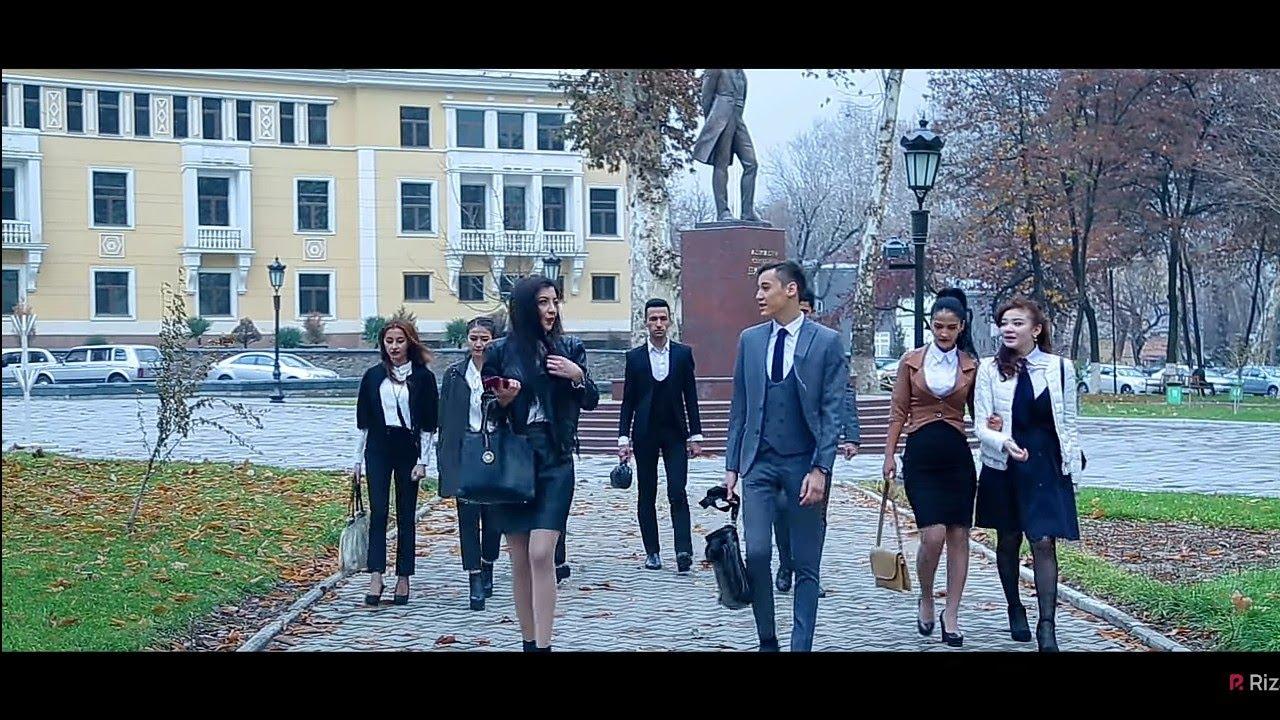 Bitta qiz uchun instud kirgan yigit - UzbekFilm.