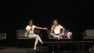 Liza Koshy & Kristen McAtee | Vidcon Australia 2018