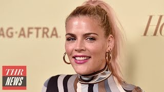 Busy Philipps Reveals Experience With Rape at Age 14 | THR News