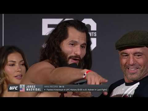 Best of UFC 244 Weigh-Ins | ESPN MMA