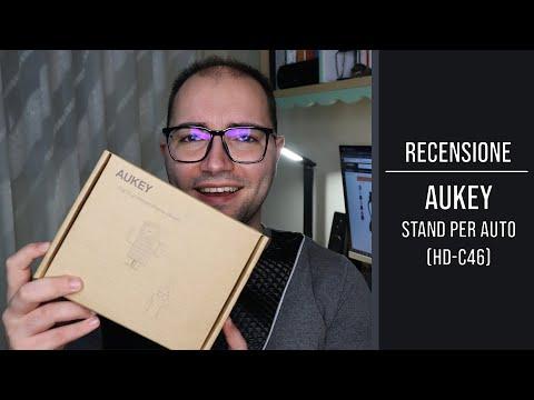 AUKEY Supporto Cellulare Auto (HD-C46): la recensione