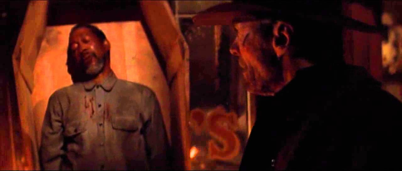 Unforgiven at 25: how its brutal saloon scene redefined