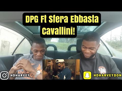 DARK POLO GANG - CAVALLINI FT SFERA EBBASTA (Prod. Charlie Charles) Reaction