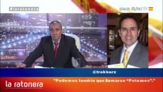 PODEMOS y política en España por Pedro Varela. Programa la Ratonera 27 Noviembre