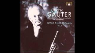 G.P. Telemann Trumpet Concertos 1/4
