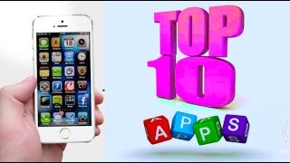 TOP 10 - MELHORES APLICATIVOS IPHONE 📱