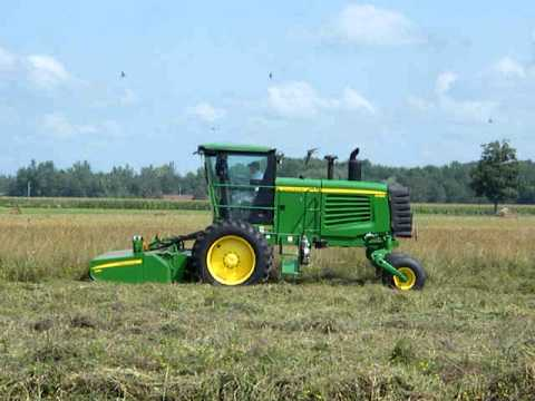 Empire Farm Days: John Deere Field Demo